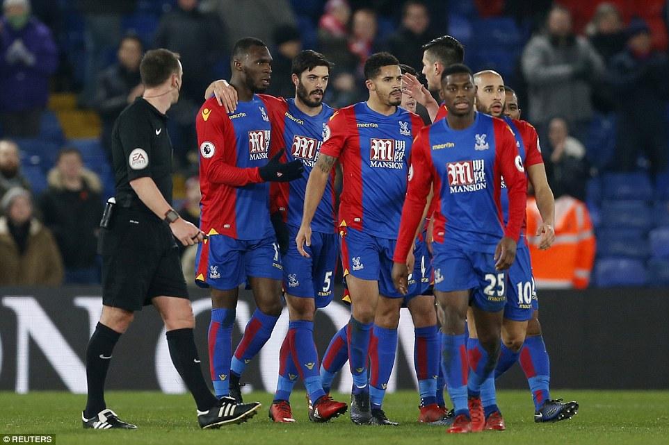 Sullay Kaikai delighted to make Crystal Palace full debut