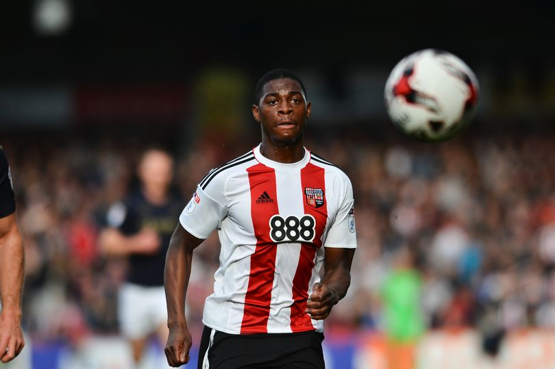 Striker Sullay Kaikai returns to parent club – Crystal Palace