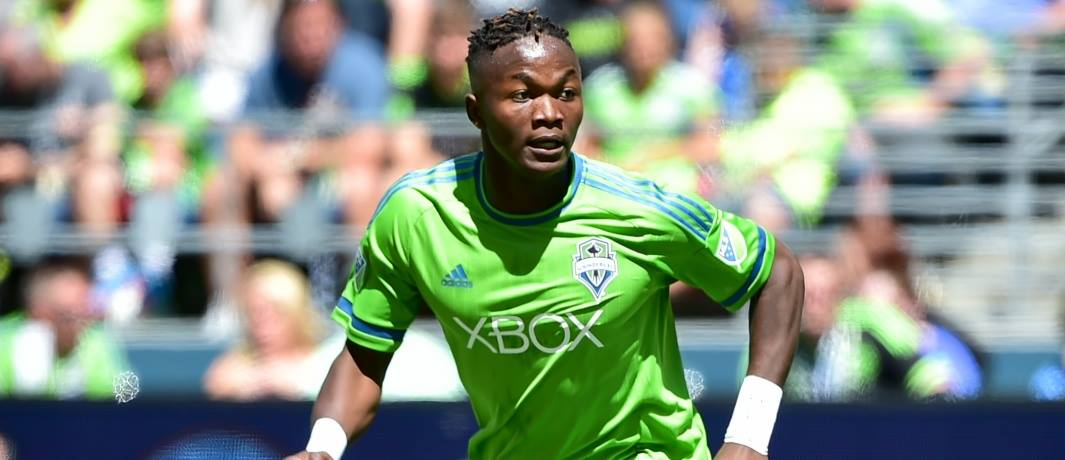 Victor Mansaray joins FC Cincinnati from Seattle Sounders on loan