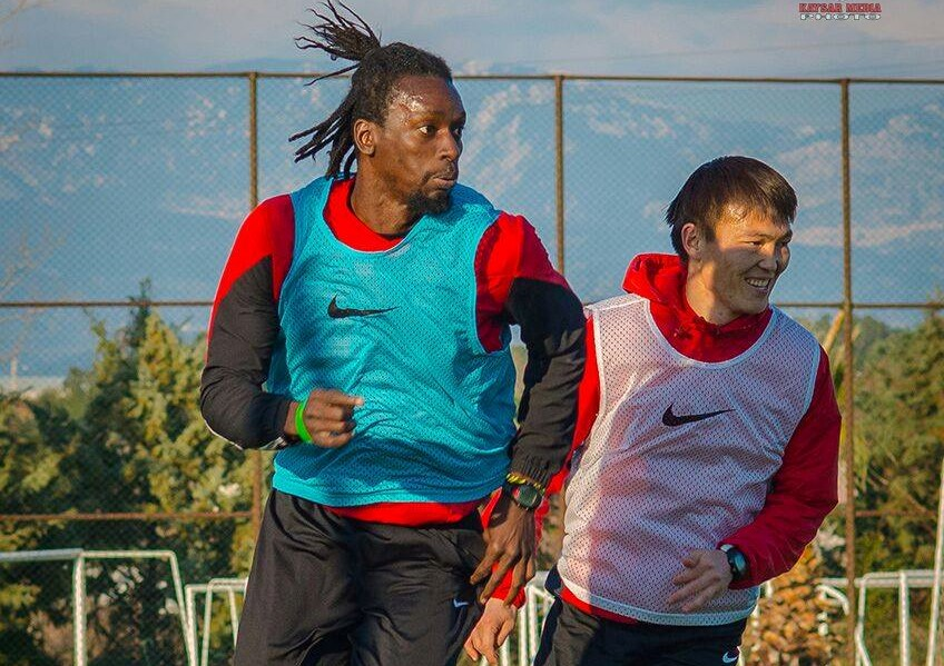 FC Kaisar midfielder ready to become club's new enforcer