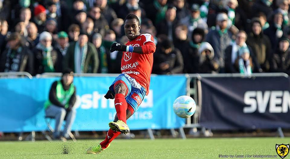 Ishmael Koroma left disappointed with cup defeat