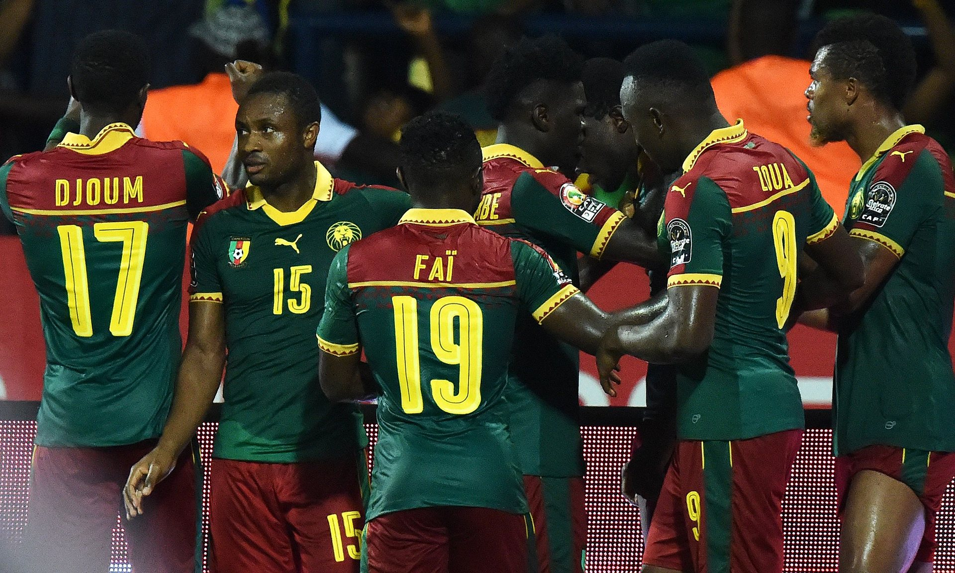 Cameroon beat Ghana 2-0 to book Afcon 2017 final ticket