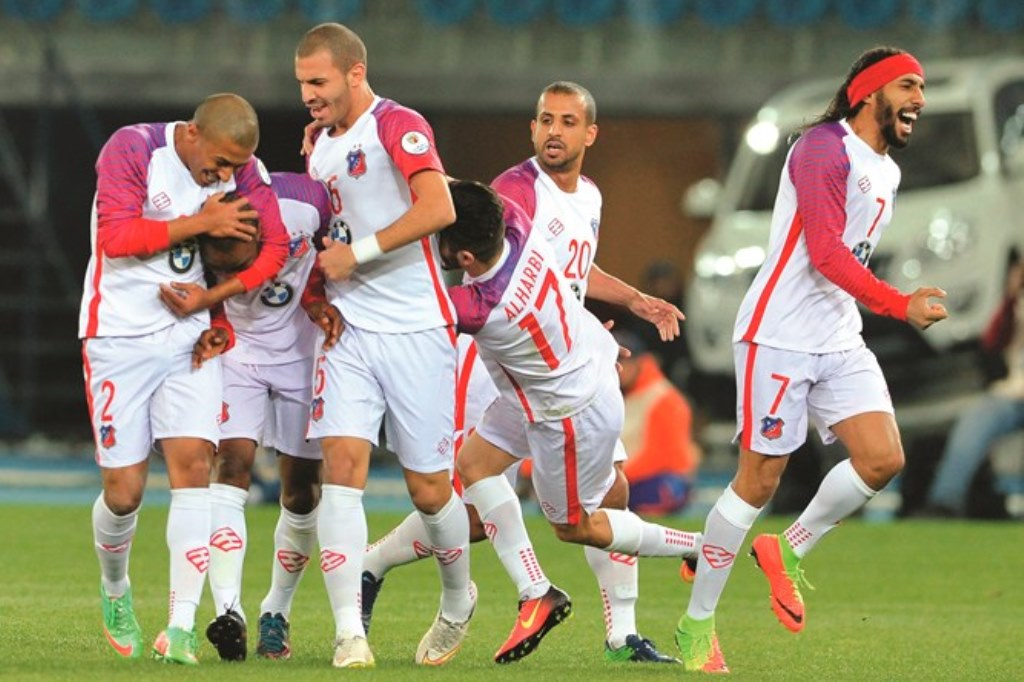 Medo Kamara scores screamer for Al Kuwait in Cup triumph