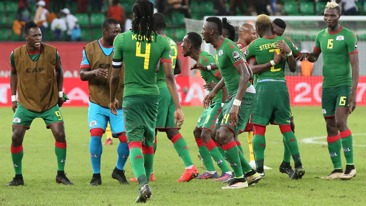 Friendly off – Eagles replace Black Stars with Burkina Faso