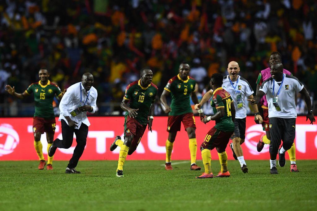 Cameroon's Aboubakar wins final with late goal against Egypt
