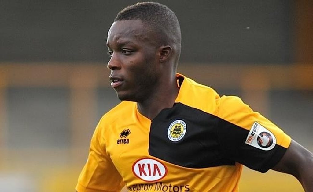 Sierra Leone defender Aziz Deen-Conteh keen to rebuild career