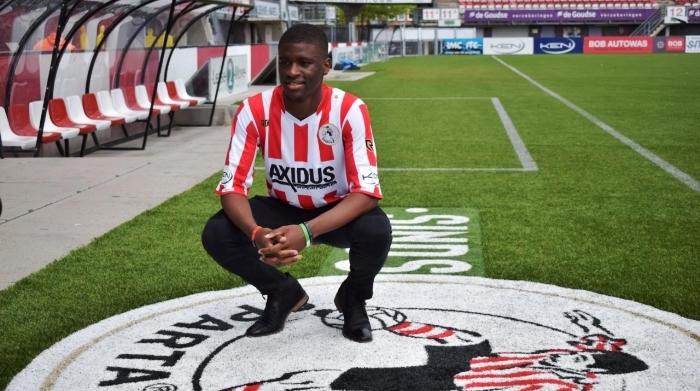Dutch junior gives Sierra Leone nod