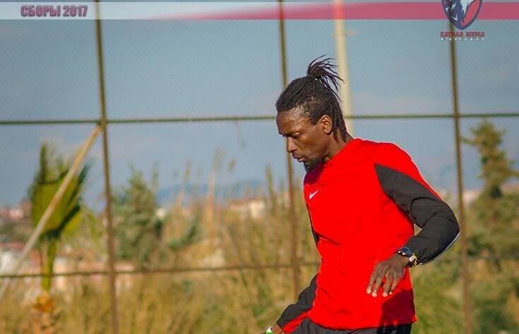 John Kamara 'looking forward' to Kaisar debut