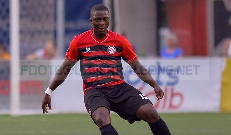 Versatile defender Bangura signs New Deal with Silverbacks