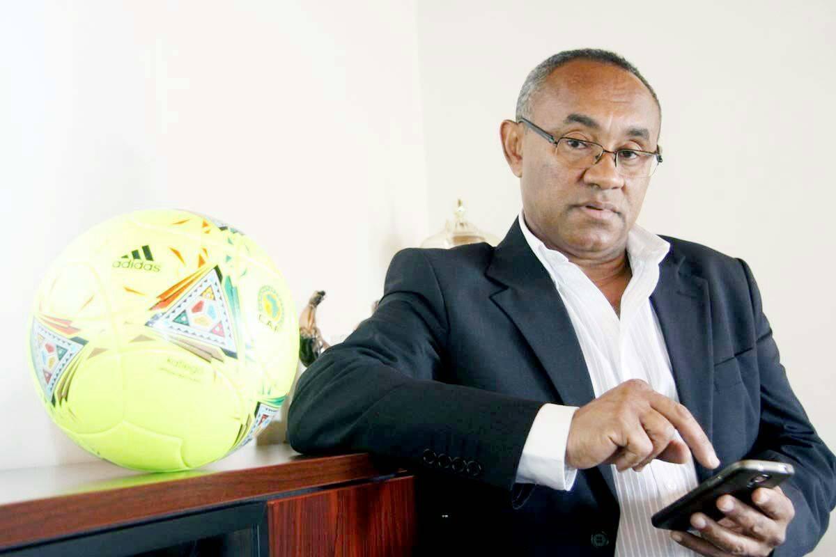 Caf presidential election: Ahmad Ahmad succeeds Issa Hayatou