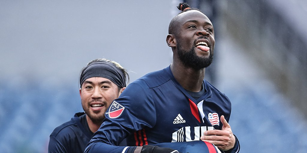 Kei Kamara scores 88th MLS career goal in win over Houston Dynamo