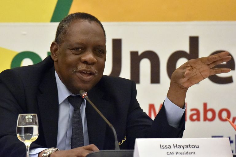 Caf chief Issa Hayatou to face anti-monopoly charges in Egypt