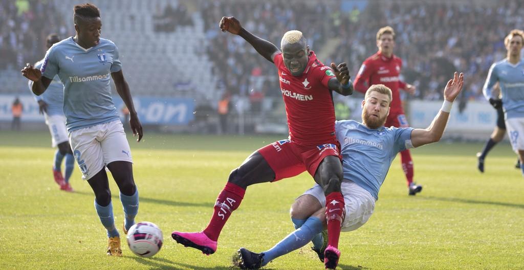 Sierra Leone striker Kamara joins Richmond Kickers on loan