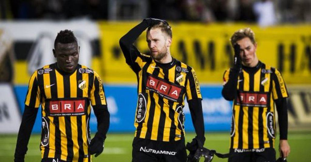Kamara scores in Swedish Cup semi-final defeat