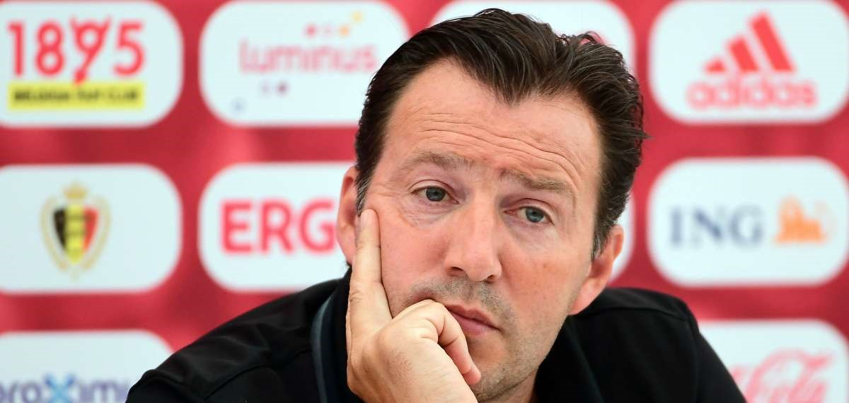 Ivory Coast appoint former Belgium manager Wilmots as coach