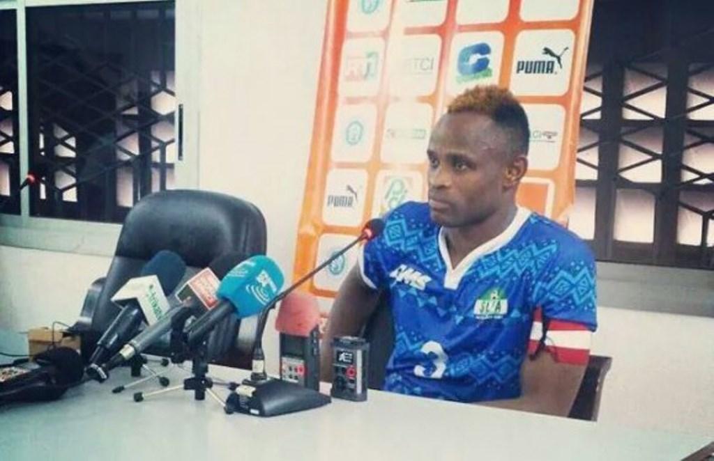 Sierra Leone defender Sheriff Suma retires from international football