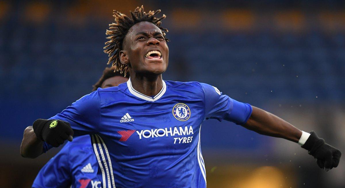 Sierra Leone-born Chalobah scores in Chelsea's U18 triumph over City