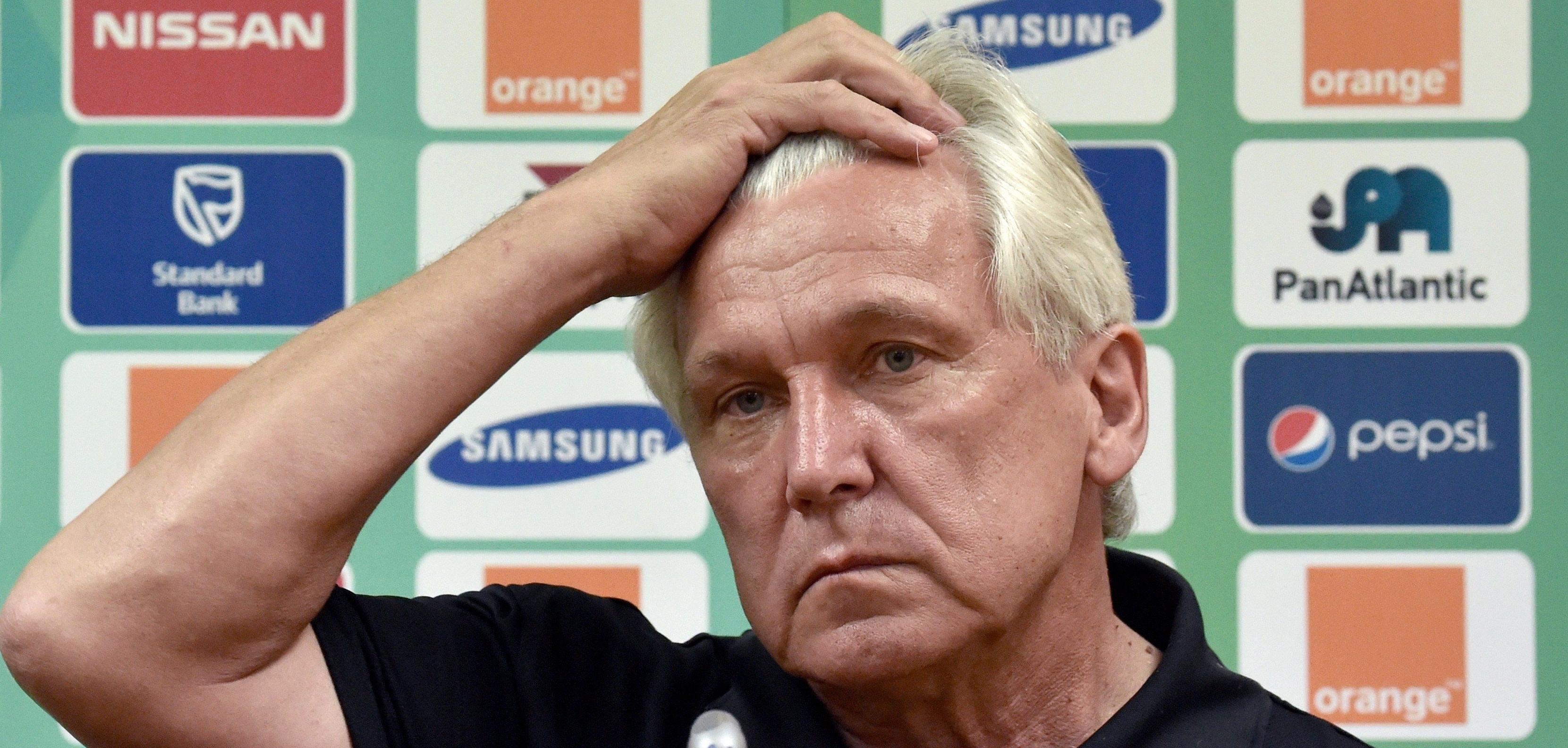 Henry Kasperczak sacked by Tunisia