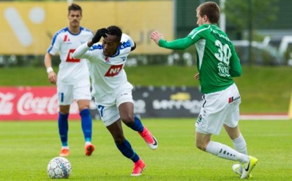 Breiðablik 2-1 Víkingur: Kwame Quee scores his first goal