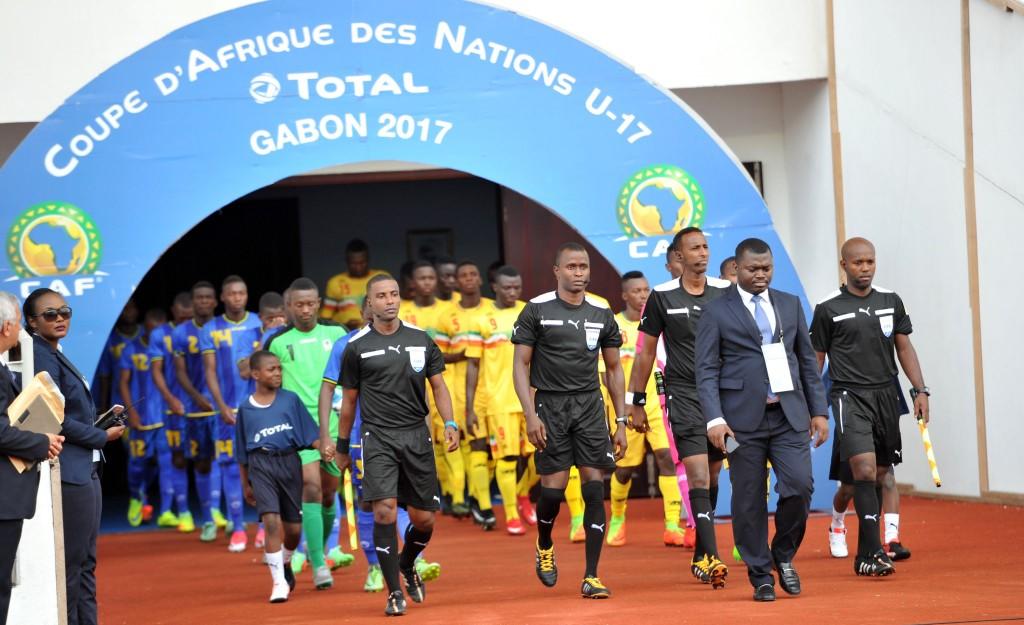 Ghana, Niger, Mali, Guinea set for U17 Semis showdown in Gabon