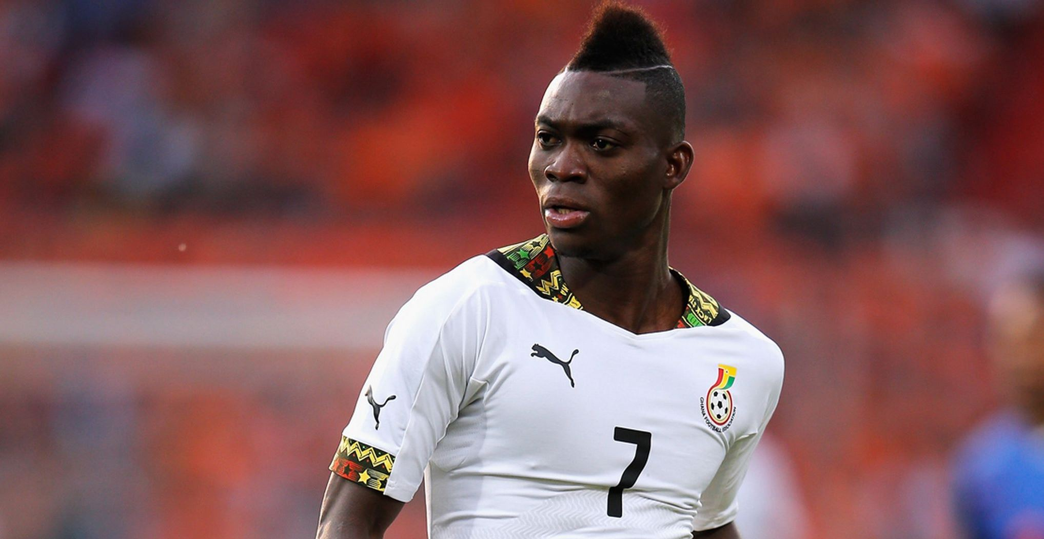 Ghanaian Christian Atsu agrees to join Newcastle on a permanent deal