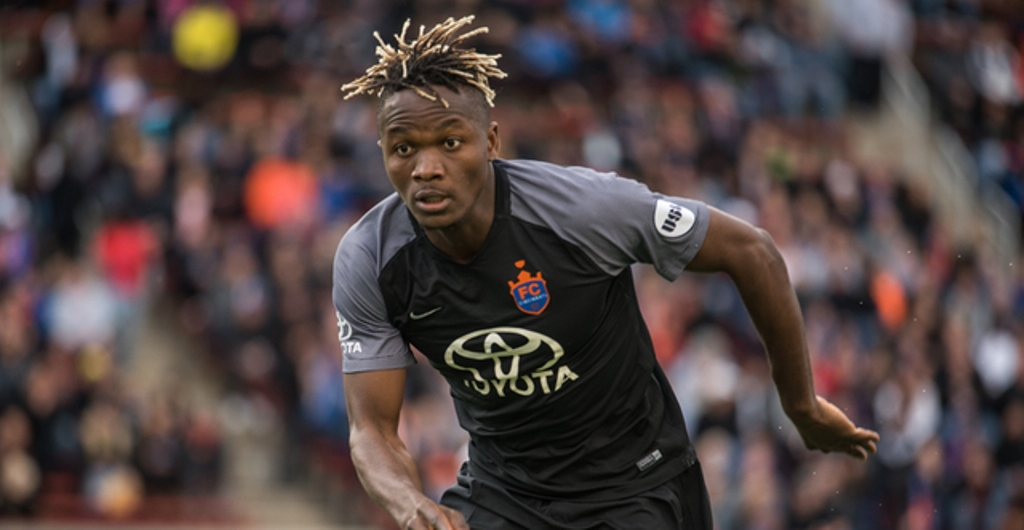 Victor Mansaray returns to Seattle Sounders
