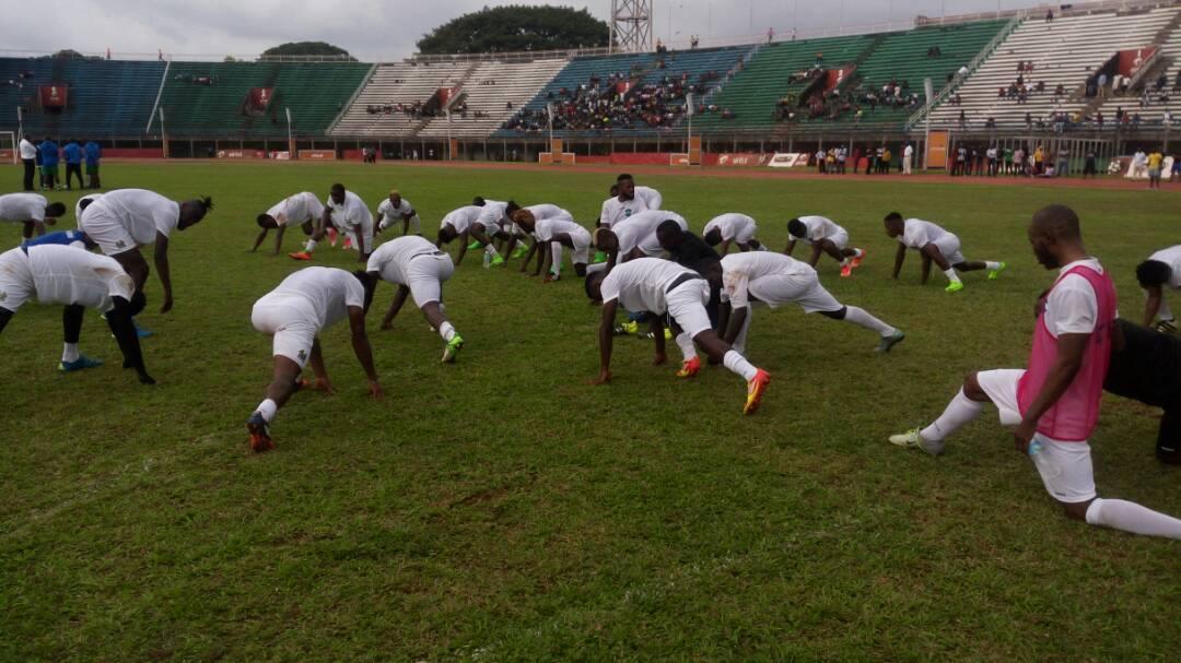 Football fans urge Leone Stars to ensure victory against Kenya