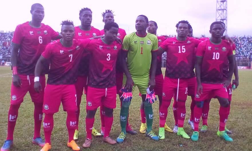 Kenya to protest Sierra Leone officiating