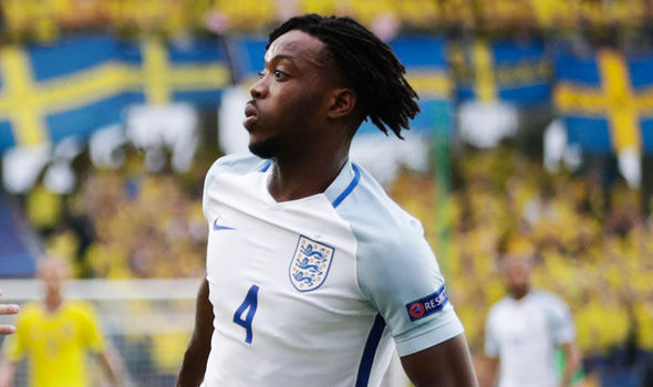 Sierra Leonean-born Chalobah gets first senior England call