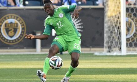 Nigerian defender Omeruo pens new Chelsea deal; joins Kasimpasa
