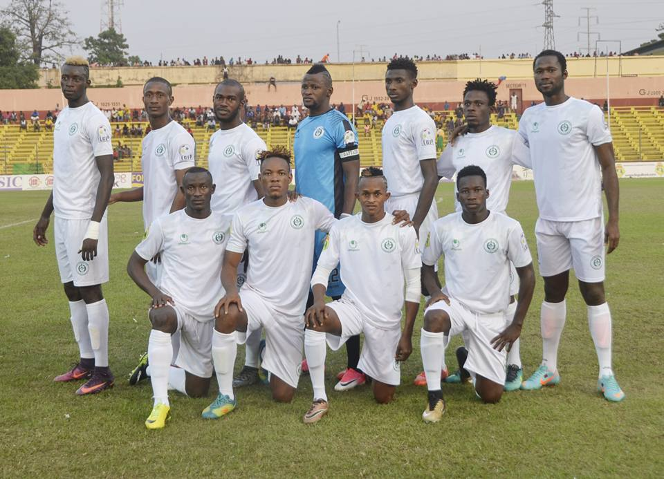 Three-time African Champions Hafia FC, are expected to touch down in Freetown on Friday January 12, for their international friendly schedule with the Mighty Blackpool.