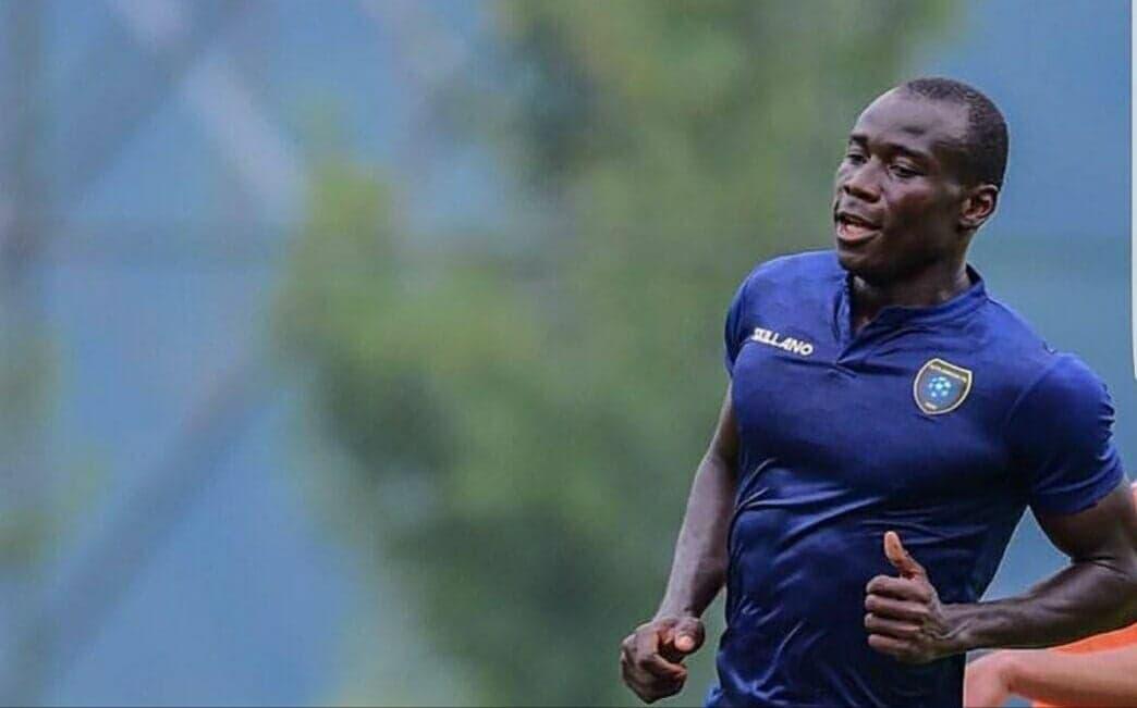 Alhaji Kamara leaves Saudi club