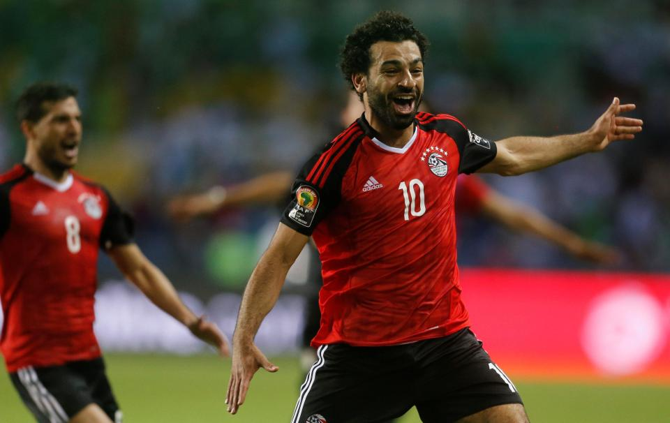 Egypt's Salah wins 2017 CAF African Player of the Year award