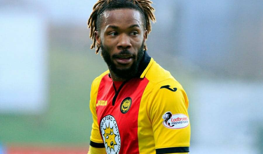 Dumbuya on the bench for Cup tie against Celtic