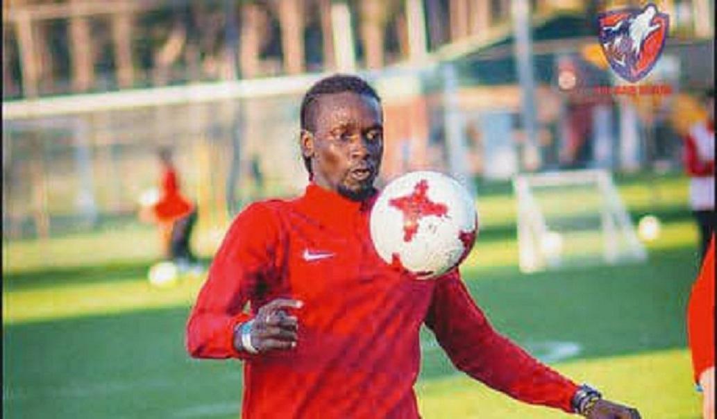 John Kamara relishing Wolves squad competition
