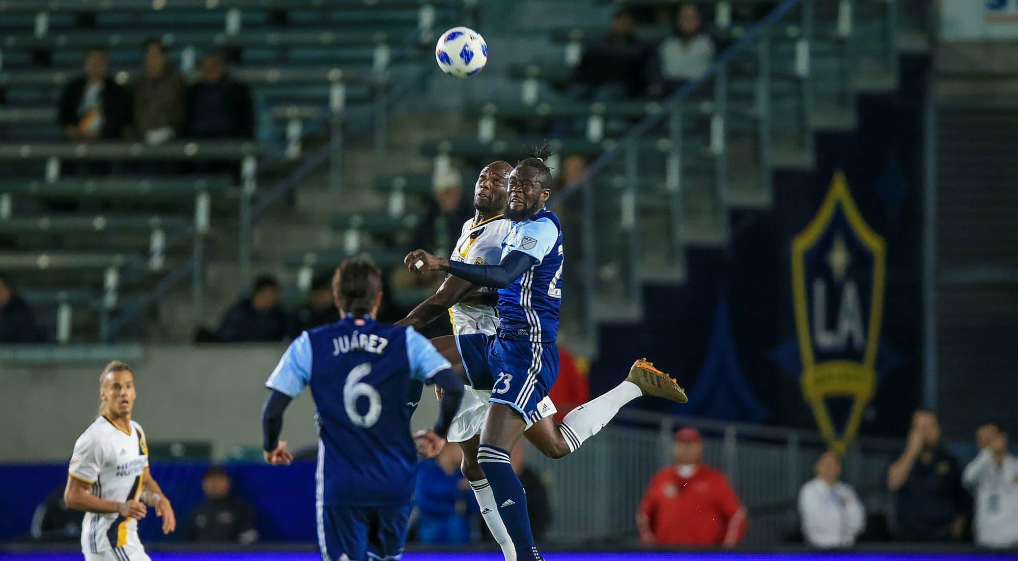 Kamara goal helps Whitecaps to beat LA Galaxy