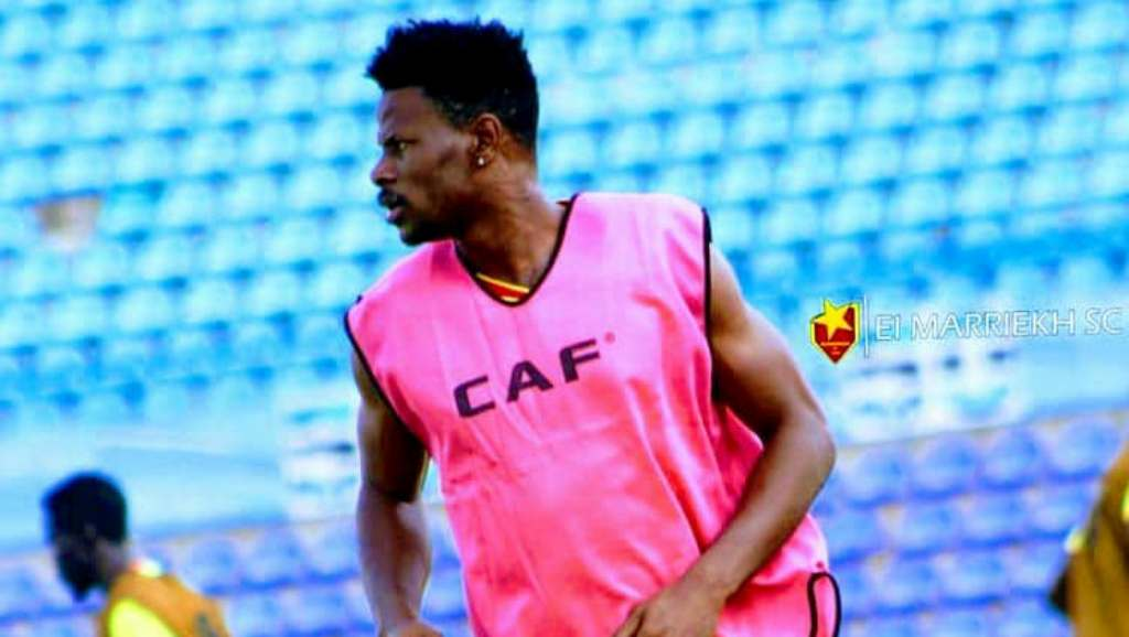 Sierra Leone striker bags debut brace for Al-Merrikh in Sudan
