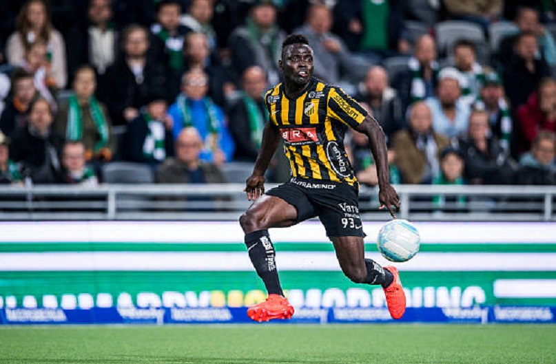 Kamara's strike sends Häcken into Swedish Cup quarterfinals