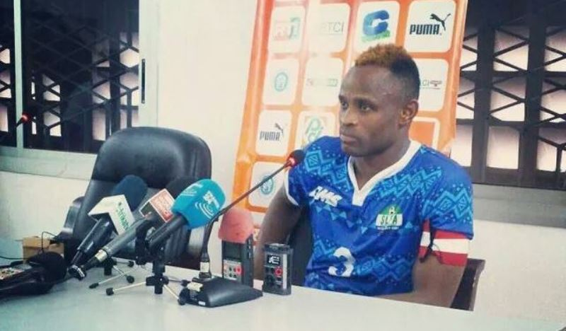 Ex Sierra Leone International named Silverbacks Captain
