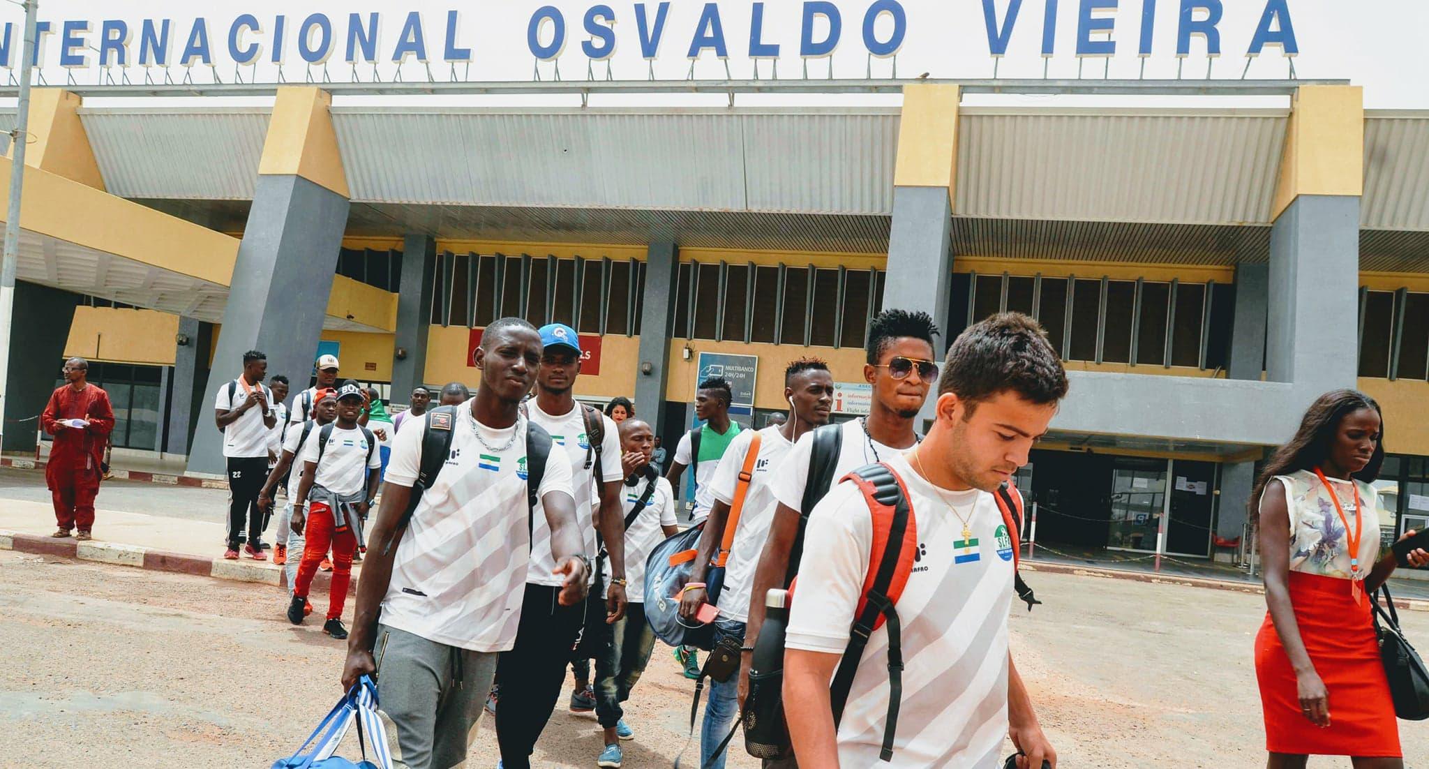AFCON U20: Sierra Leone in Bissau to dethrone 'Djurtinhos'