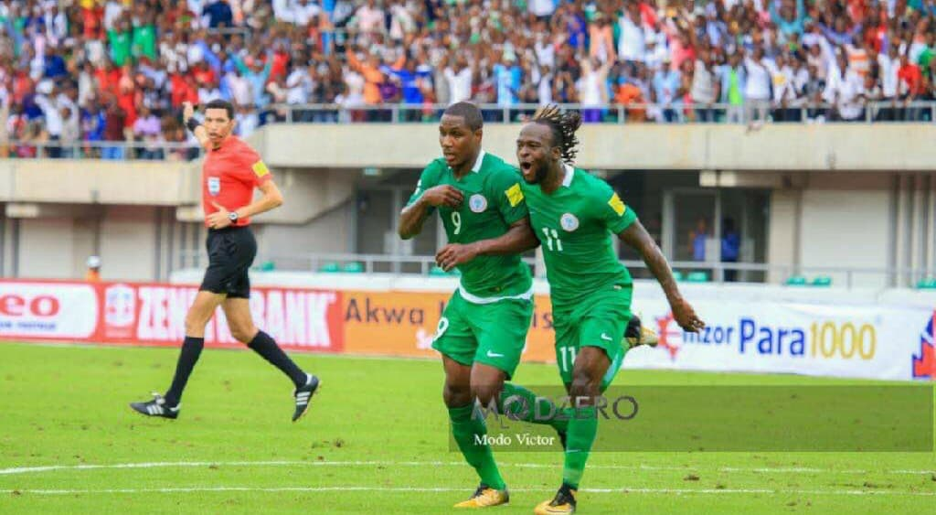 World Cup Warm-Up: Moses on target as Nigeria down Poland