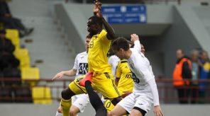 """Alhaji Kamara nets second goal in a row for FC Sheriff"""