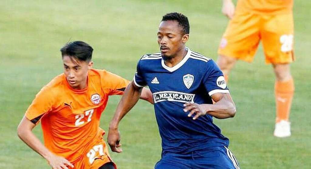 Lamin Suma released by USL club Fresno FC