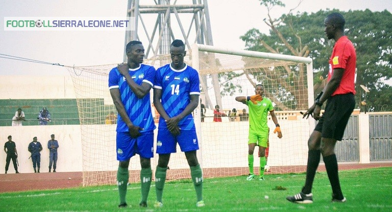 """""""Shooting Stars were defeated in Guinea Bissau in the first leg of the Niger 2019 preliminary qualifier. """""""