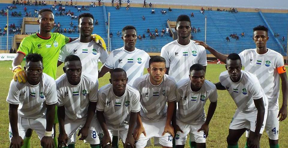 """Sierra Leone's Shooting Stars WAFU U 20"""