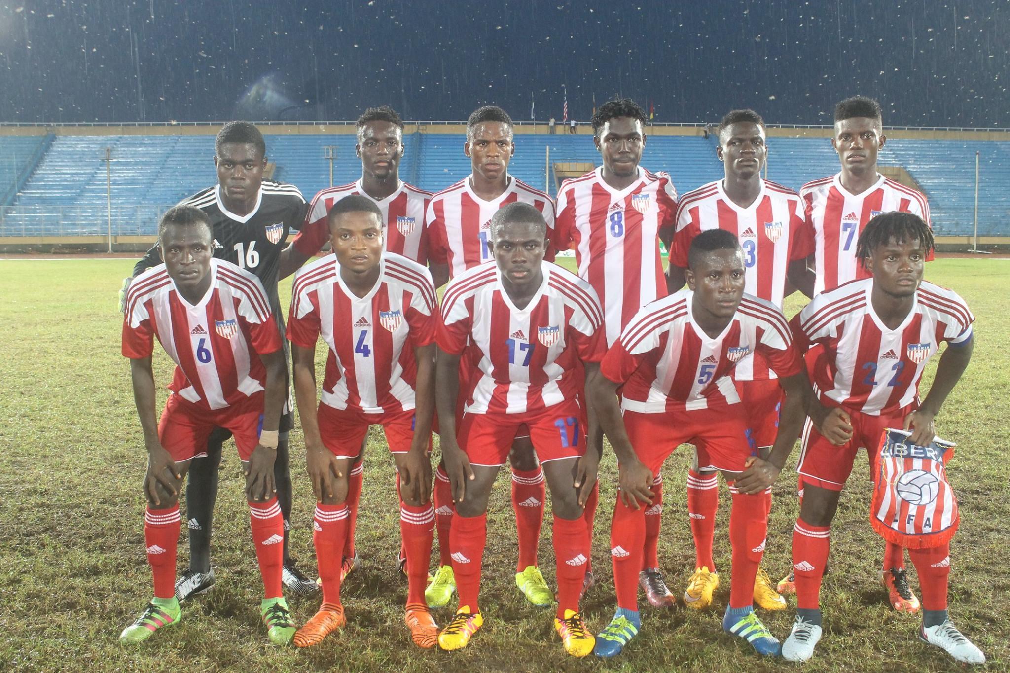 The Junior Lone Star of Liberia