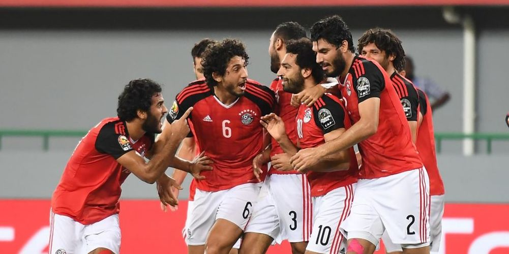 Mo Salah in Héctor Cúper's Egypt World Cup squad