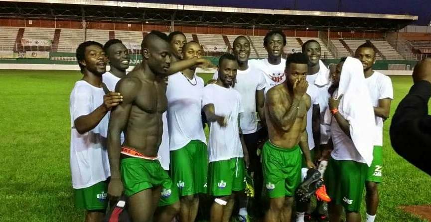 #111 Sierra Leone continue to slide in latest Fifa World Ranking