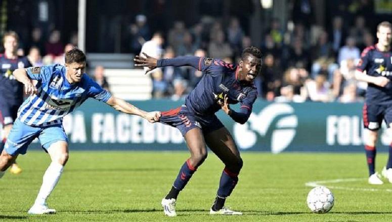 AGF Striker Mustapha Bundu sets sights on double figures