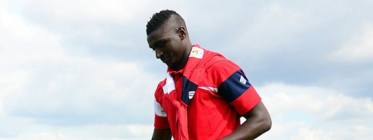 """Bristol Keeper Sesay in Sierra Leone debut pull out"""